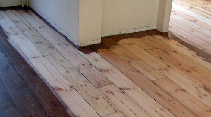 Onderhoud focke houtenvloeren